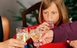 How much drinking is okay in front of your kids?