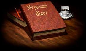 My Personal Diary Entries